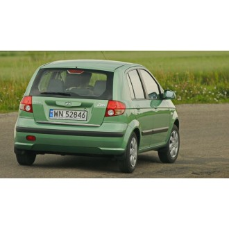 VW POLO IV 4 - Chrome side door trim