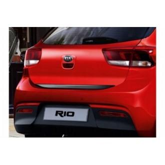 KIA Rio, Carens, Optima - BLACK Rear Strip Trunk Tuning Lid 3M Boot