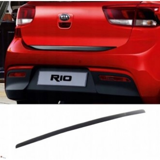 SUZUKI Swift, Grand Vitara - BLACK Rear Strip Trunk...