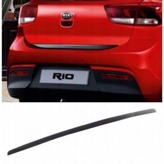 NISSAN Murano, Navara, NV200 - BLACK Rear Strip Trunk...