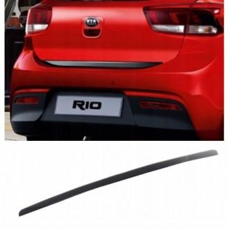 SEAT Exeo, Leon, Cordoba, Mi - BLACK Rear Strip Trunk...
