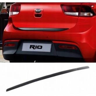 Peugeot 406, 407, 3008, 5008 - BLACK Rear Strip Trunk...