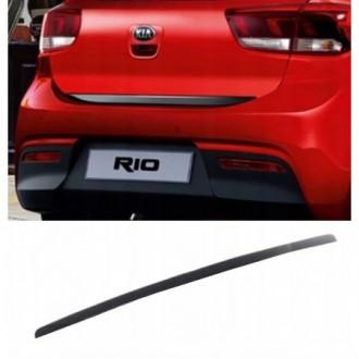 Peugeot 301, 307, 308, 4007 - BLACK Rear Strip Trunk...