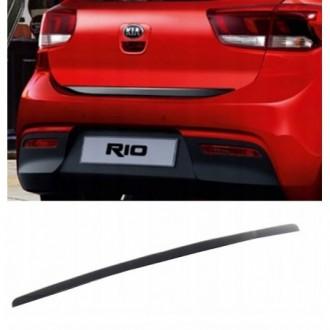 Peugeot 206, 207, 208, 2008 - BLACK Rear Strip Trunk...