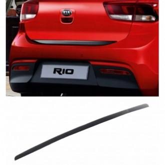 Renault Scenic, Kadjar, Clio - BLACK Rear Strip Trunk...