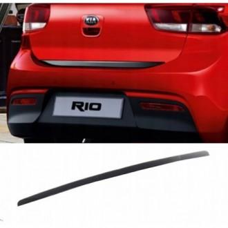 FORD S-MAX, C-MAX, B-MAX - BLACK Rear Strip Trunk Tuning...