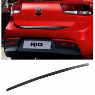 BMW 3 E46, E90, E91, E92 - BLACK Rear Strip Trunk Tuning...