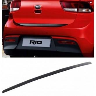 VW Lupo, Fox, Bora, Jetta - BLACK Rear Strip Trunk Tuning...