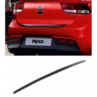 VW Touran, Tiguan, Touareg - BLACK Rear Strip Trunk...