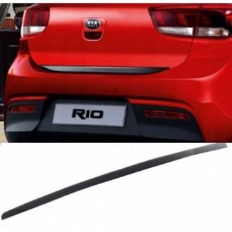 VW Sharan, Eos, Polo, Caddy - BLACK Rear Strip Trunk...