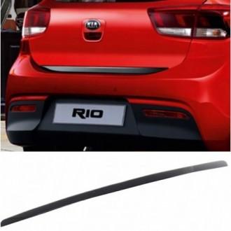 Audi Q2, Q3, Q5, Q7 - BLACK Rear Strip Trunk Tuning Lid...