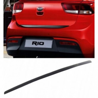 Audi A2, A8, A7, A1 - BLACK Rear Strip Trunk Tuning Lid...