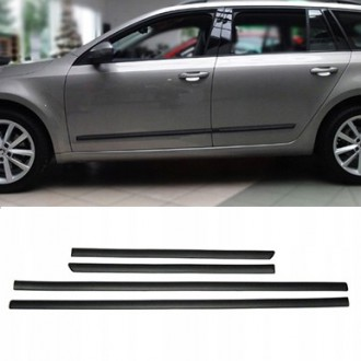 Skoda KODIAQ - Chrome side door trim