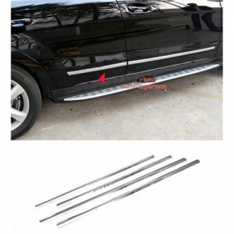 Toyota AYGO - Chrome side door trim