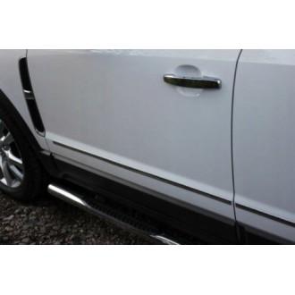 Opel MOKKA - Chrome side door trim