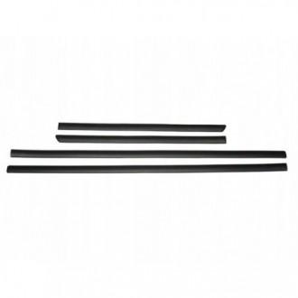 Mitsubishi Outlander - Listwy Boczne Drzwi Czarne