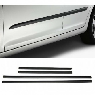 Toyota Yaris III 5d - Black side door trim
