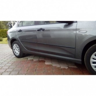 Fiat Tipo Kombi SW - Black side door trim