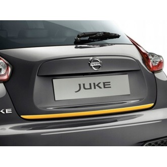 KIA RIO IV Sedan - CHROME Rear Strip Trunk Tuning Lid 3M Boot