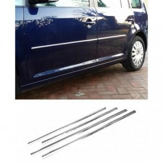 Volkswagen VW TOURAN I - Chrome side door trim