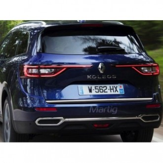 VW Arteon - Chrom-Zierleiste Heckleiste 3M Tuning Chromleiste Heckklappe