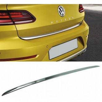 VW Arteon - CHROME Rear Strip Trunk Tuning Lid 3M Boot