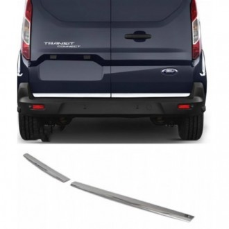 Ford Transit Connect - CHROME Rear Strip Trunk Tuning Lid...