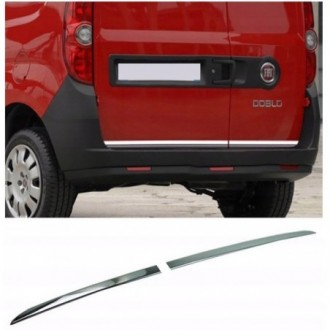 Renault KANGOO 08 - CHROME Rear Strip Trunk Tuning Lid 3M Boot