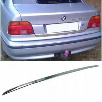 BMW 5 E39 Sedan 4cm - CHROME Rear Strip Trunk Tuning Lid...