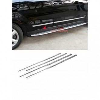 Dacia SANDERO II - Chrome side door trim