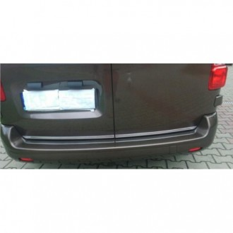 Subaru FORESTER IV SJ 2012 - CHROME Rear Strip Trunk Tuning Lid 3M Boot