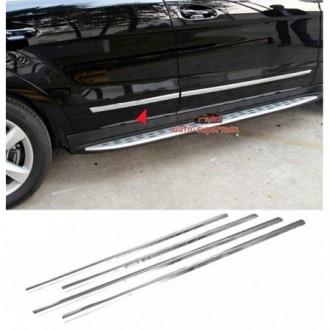KIA VENGA - Chrome side door trim