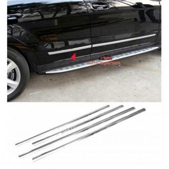 Nissan X-Trail III T32 - Chrome side door trim
