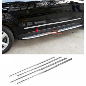Toyota CAMRY 06-11 - Chrome side door trim