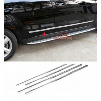 Skoda Roomster - Chrome side door trim