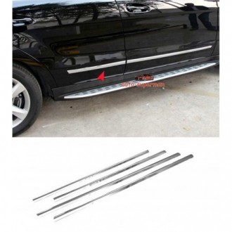 Nissan JUKE - Chrome side door trim