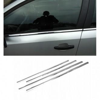OPEL VECTRA C - Chrome side door trim