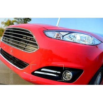 Ford Fiesta Mk7 - Chrome Grille Kit 3M Tuning