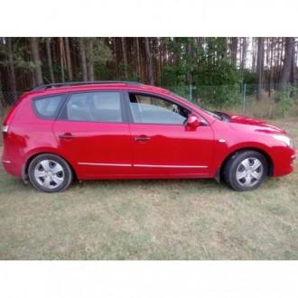 KIA Cee'd HB I - Chrome side door trim