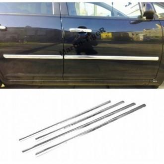 Honda CR-V III - Chrome side door trim