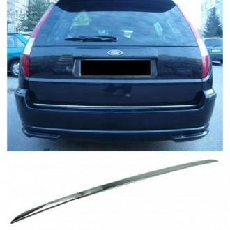 Ford MONDEO MK3 III Kombi - CHROME Rear Strip Trunk...