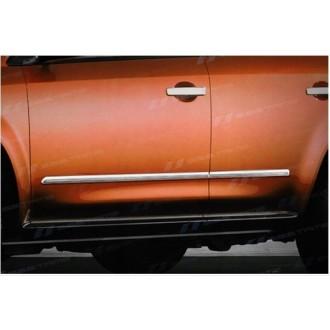 Fiat Tipo Sedan - Chrom Zierleisten Türleisten