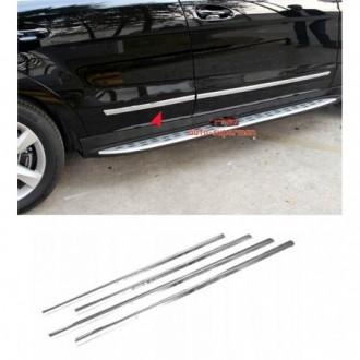 Fiat Linea - Chrome side door trim