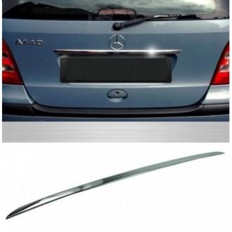Mercedes A Klasa W168 - CHROME Rear Strip Trunk Tuning...