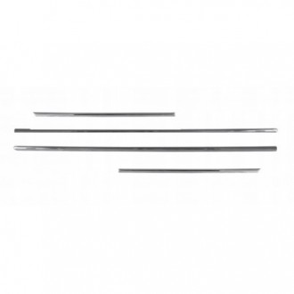 Renault MEGANE II - Chrome side door trim