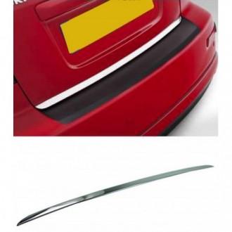Fiat SCUDO, Peugeot EXPERT - CHROME Rear Strip Trunk...