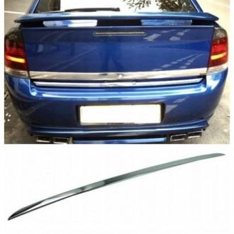 OPEL VECTRA C HB - CHROME Rear Strip Trunk Tuning Lid 3M...