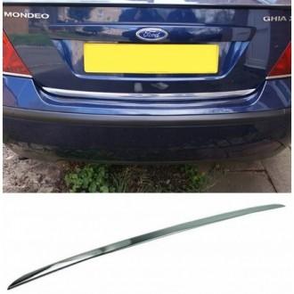 FORD MONDEO Mk3 Hatchback - CHROME Rear Strip Trunk...