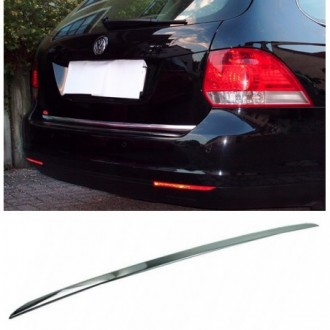 HONDA ACCORD VII Kombi - CHROME Rear Strip Trunk Tuning Lid 3M Boot