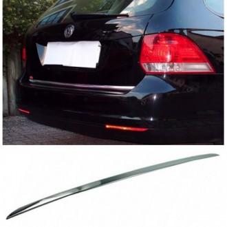 VW GOLF V, VI Kombi - CHROME Rear Strip Trunk Tuning Lid...